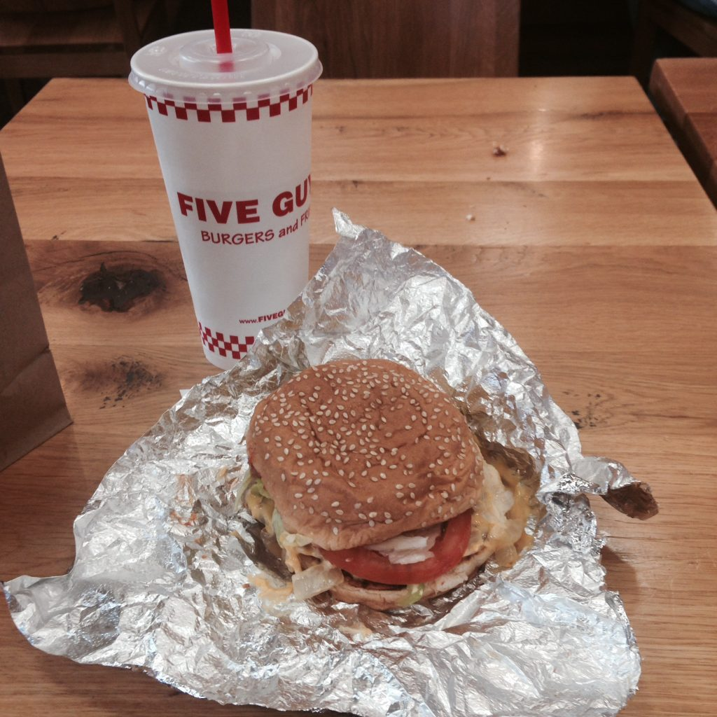 Five Guys - Londres