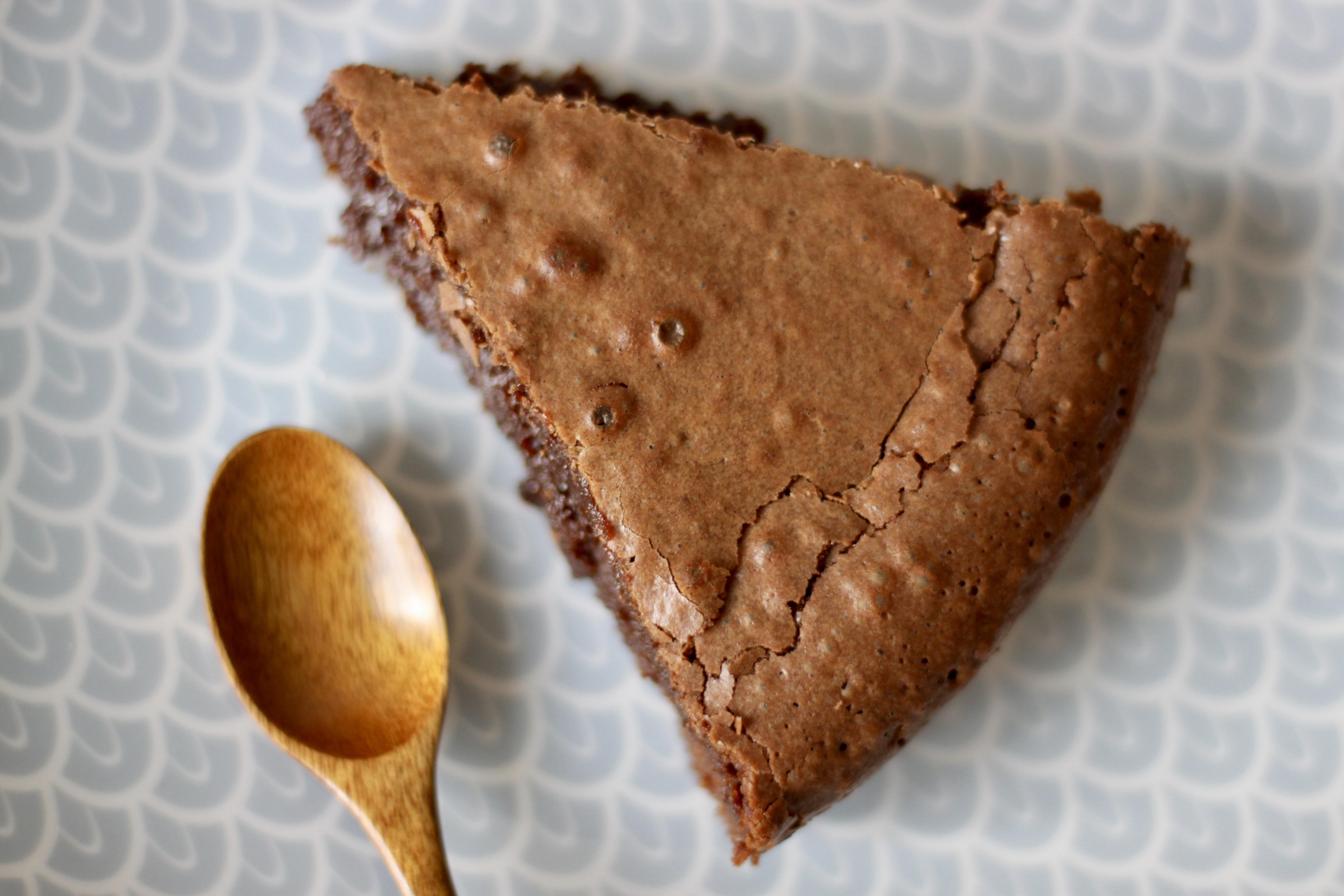 Fondant chocolat et sarrasin