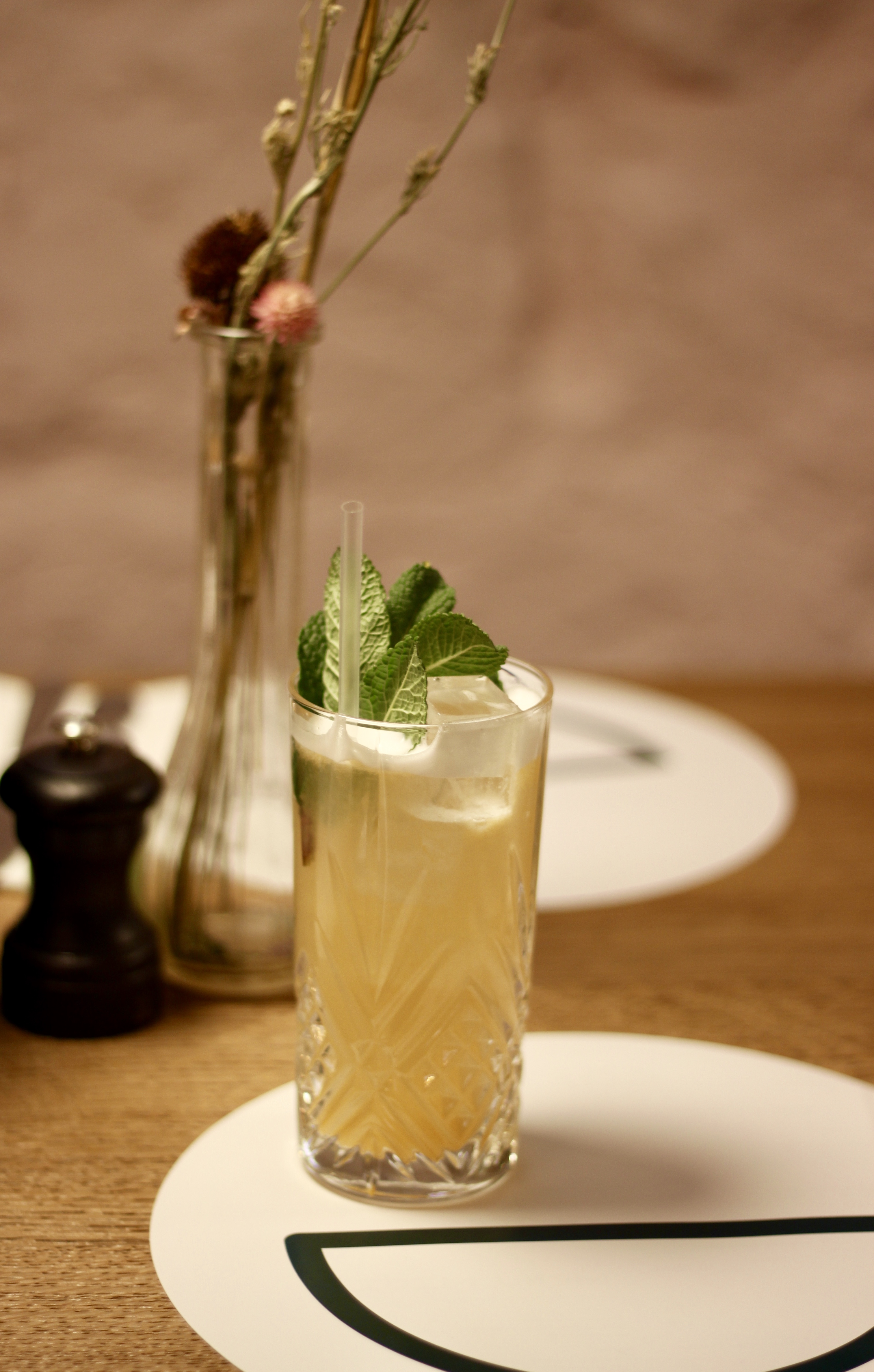 le sarrasin cocktail kasha paris