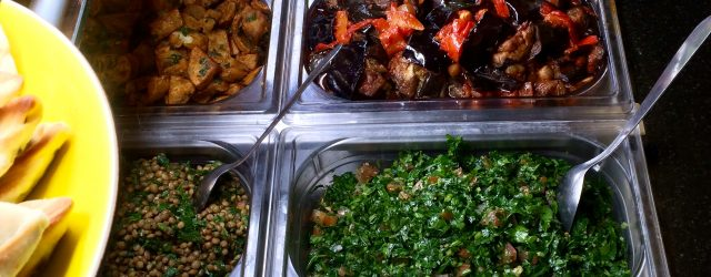 cuisine syrienne