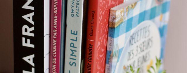 bibliothèque culinaire de base